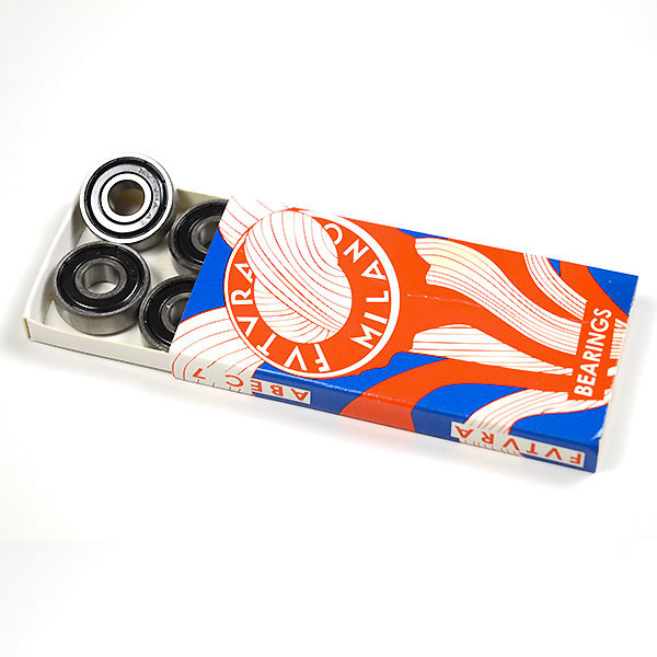 ABEC 7 - Grease Lubricated